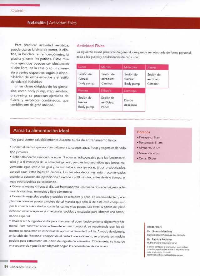 Concepto Estético Nov Dic 2012 Pág 34