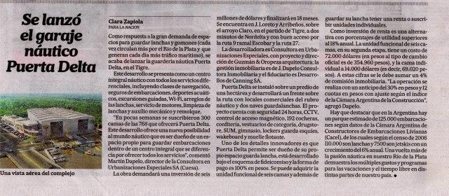 La Nación Propiedades, 5 de enero de 2013