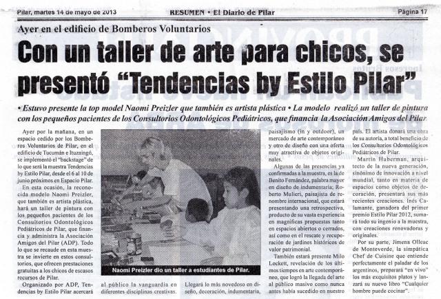 Diario Resumen, 14 de mayo de 2013