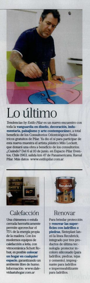 La Nación Revista, 12 de mayo de 2013