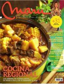 Revista Maru mayo tapa
