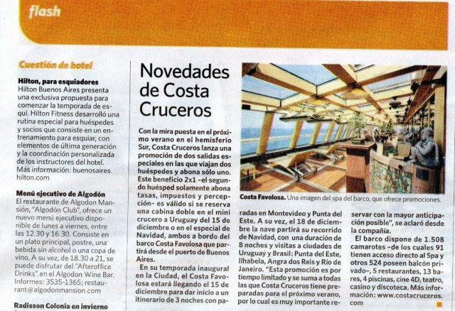 Clarín Viajes, domingo 23 de junio de 2013