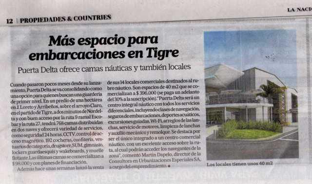 La Nación, Propiedades, 10 de agosto de 2013